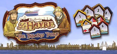 Le Havre The Inland Port Free Download PC Game