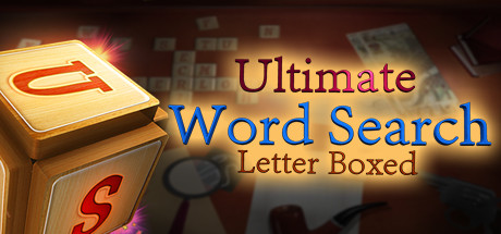 Ultimate Word Search  Letter Boxed