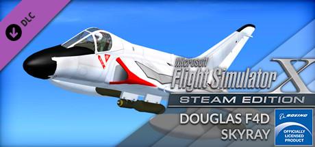 FSX Steam Edition Douglas F4D Skyray Free Download PC Game
