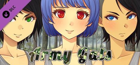 Army Gals Dakimakuras #1 Free Download PC Game