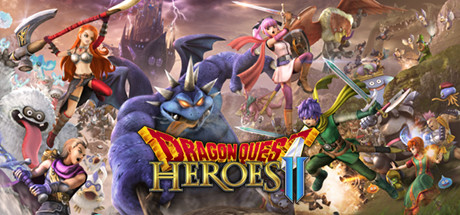 DRAGON QUEST HEROES II Free Download PC Game