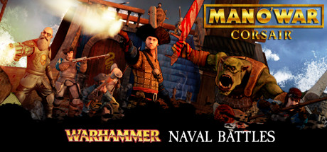 Man O' War Corsair Warhammer Naval Battles Free Download