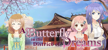 A Butterfly in the District of Dreams Free Download PC Game