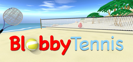 Blobby Tennis Free Download PC Game