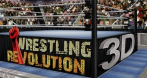 Wrestling Revolution 3D Free Download PC Game