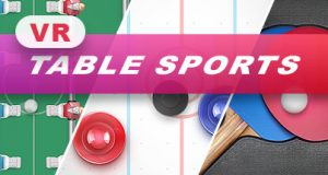 VR Table Sports Free Download