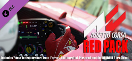 Assetto Corsa Red Pack Free Download PC Game