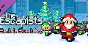 The Escapists Santa's Sweatshop Free Download PC Game