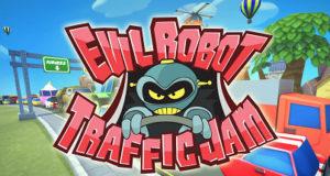 Evil Robot Traffic Jam HD Free Download PC Game