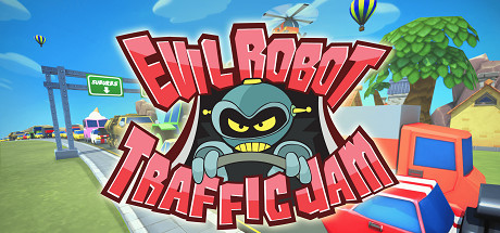 Evil Robot Traffic Jam HD Free Download PC Game