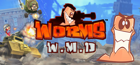 Worms W M D Free Download PC Game