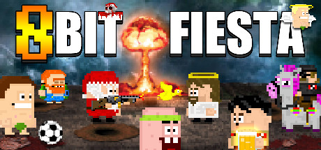 8Bit Fiesta Free Download PC Game