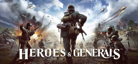 Heroes Generals Free Download PC Game