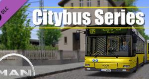 MAN Citybus Series Free Download PC Game
