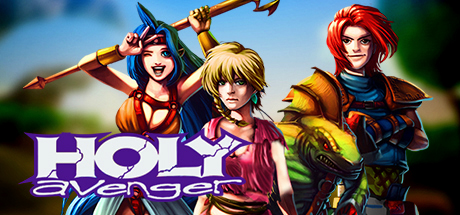 Holy Avenger Free Download PC Game