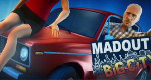 MadOut BIG City Free Download PC Game
