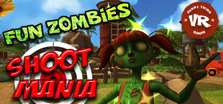 Shoot Mania VR Fun Zombies Free Download PC Game