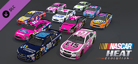 The NASCAR Foundation Pack Free Download PC Game