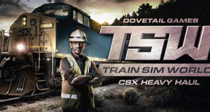 Train Sim World CSX Heavy Haul Free Download PC Game