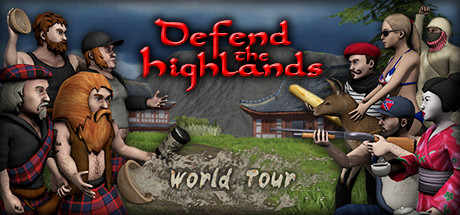 Defend the Highlands World Tour Free Download