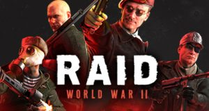 RAID World War II Free Download