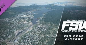 Flight Sim World Big Bear City Airport Free Download