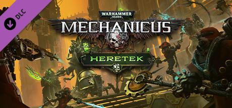 Warhammer 40000 Mechanicus Heretek Free Download PC Game
