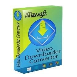 Allavsoft Video Downloader Converter 3.17.9.7206 Crack With License Key