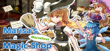 Marisa's Marvelous Magic Shop Free Download PC Game
