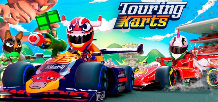 Touring Karts Free Download PC Game