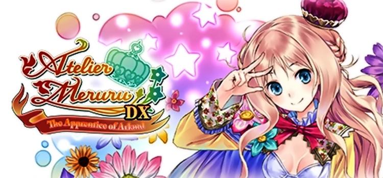 Скачать игру Atelier Meruru ~The Apprentice of Arland~ DX