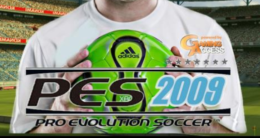 PES 2009 SoccerPC Game Free Download