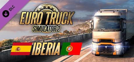 Euro Truck Simulator 2 Iberia PC Game Free Download